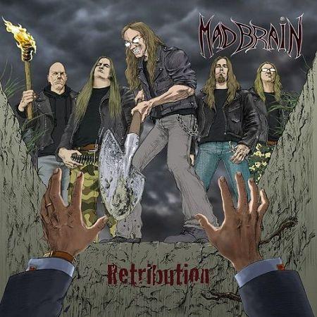 MadBrain - Retribution (2017) 320 kbps