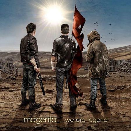Magenta - We Are Legend (2017) 320 kbps