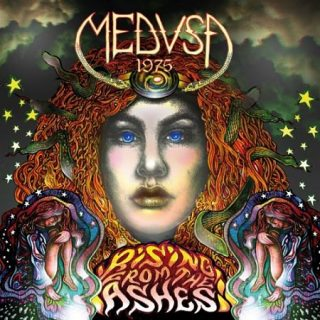 Medusa1975 - Rising from the Ashes (2017) 320 kbps
