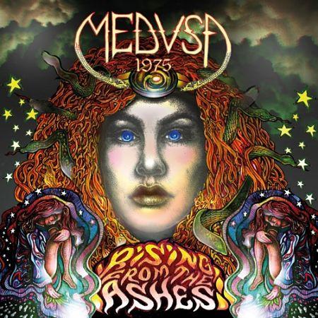 Medusa1975 - Rising from the Ashes (2017) 320 kbps