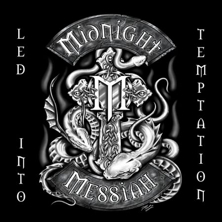 Midnight Messiah - Led into Temptation (2017) 320 kbps