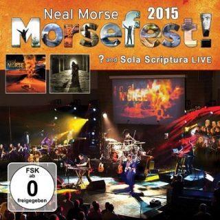 Neal Morse - Morsefest 2015 (2017) 320 kbps