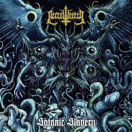 Necrowretch - Satanic Slavery (2017) 320 kbps