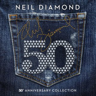 Neil Diamond - 50th Anniversary Collection (2017) 320 kbps