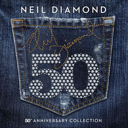 Neil Diamond - 50th Anniversary Collection (2017) 320 kbps