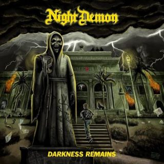 Night Demon - Darkness Remains (Deluxe Edition) (2017) 320 kbps