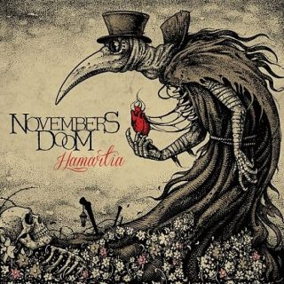 Novembers Doom - Hamartia (2017) 320 kbps