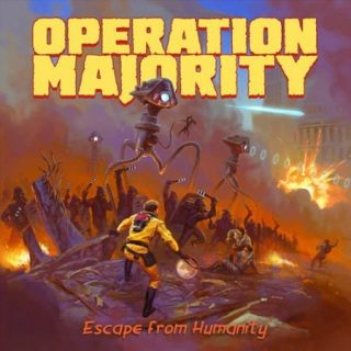 Operation Majority - Escape From Humanity (2017) 320 kbps