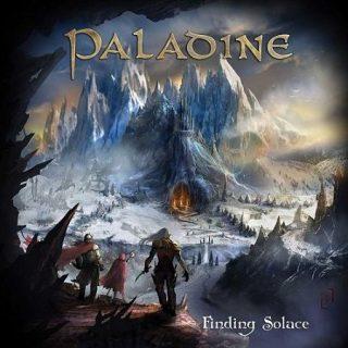 Paladine - Finding Solace (2017) 320 kbps + Scans