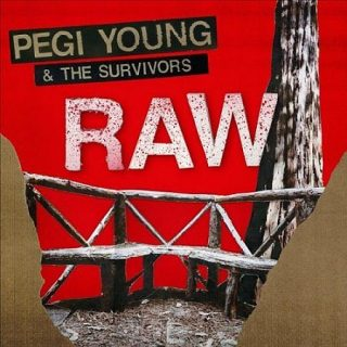 Pegi Young & The Survivors - Raw (2017) 320 kbps