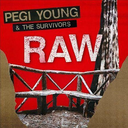 Pegi Young & The Survivors - Raw (2017) 320 kbps