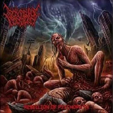 Psychoneurotic Conspiracy - Rebellion Of Psychopath (2017) VBR V0 (Scene CD-Rip)