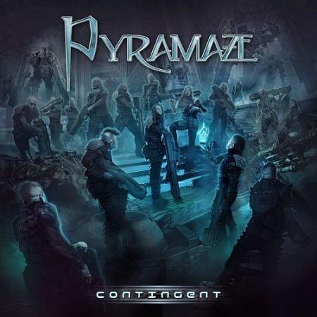 Pyramaze - Contingent (2017) 320 kbps