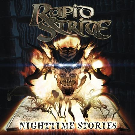 Rapid Stride - Nighttime Stories (2017) 320 kbps