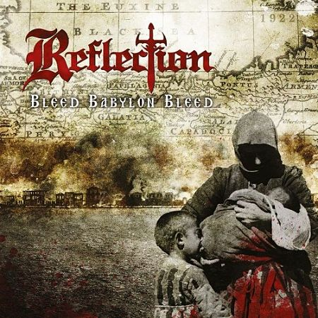 Reflection - Bleed Babylon Bleed (2017) 320 kbps