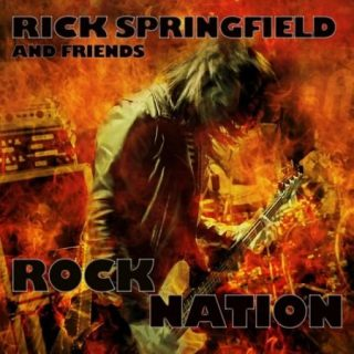 Rick Springfield And Friends - Rock Nation [Compilation] (2017) 320 kbps