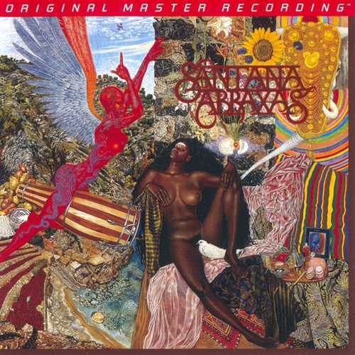Santana - Abraxas (1970) [SACD] (2016 MFSL Remaster) 320 kbps + Scans