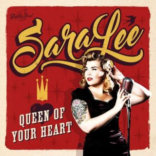 SaraLee - Queen Of Your Heart (2016) 320 kbps