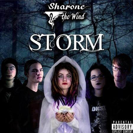 Sharone & the Wind - Storm (2017) 320 kbps