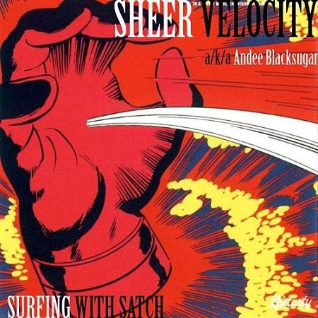 Sheer Velocity - Surfing With Satch (2017) 320 kbps