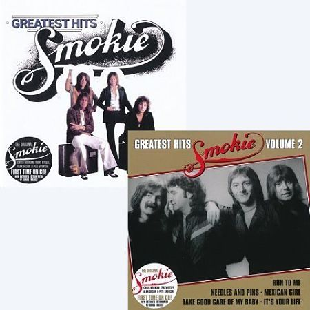 Smokie - Greatest Hits vol.1 & vol.2 (2017) 320 kbps