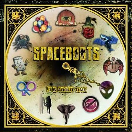 Spaceboots - It's About Time (2017) 320 kbps