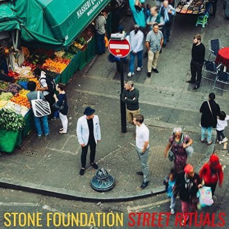 Stone Foundation - Street Rituals (2017) 320 kbps