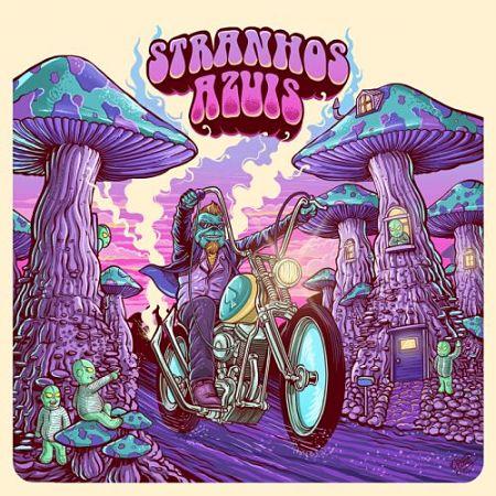 Stranhos Azuis - SZ (2017) 320 kbps