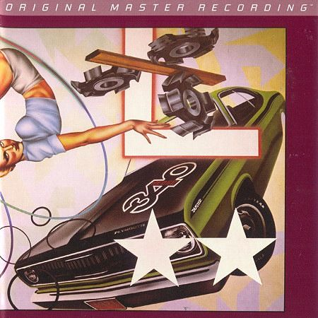 The Cars - Heartbeat City (1984) [SACD] (2016 MFSL Remaster) 320 kbps + Scans