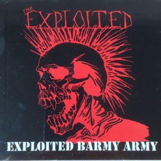 The Exploited - Exploited Barmy Army (3CD Box Set) (2016) 320 kbps