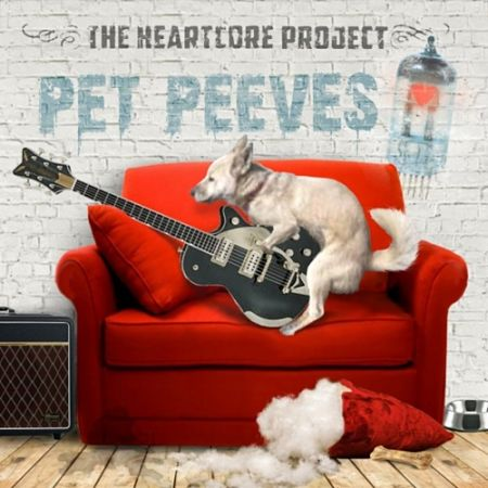 The Heartcore Project - Pet Peeves (2017) 320 kbps