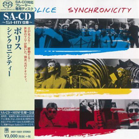 The Police - Syncronicity [Japan SHM-SACD, Remastered]