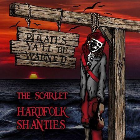 The Scarlet - Hardfolk Shanties (2017) 320 kbps