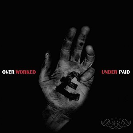 The Texas Flood - Overworked and Underpaid (2017) 320 kbps