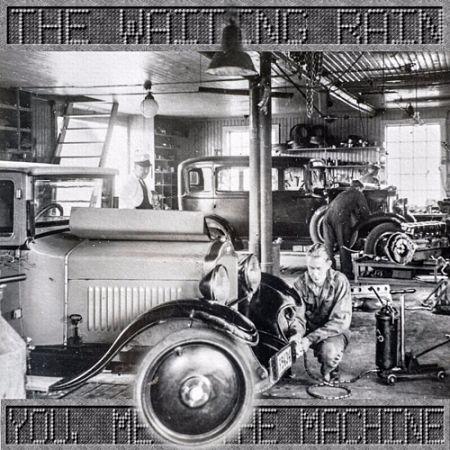 The Waiting Rain - You, Me & the Machine (2017) 320 kbps
