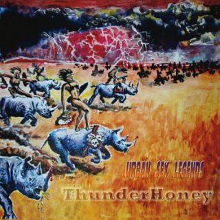 Urban Sex Legends - Thunderhoney (2017)