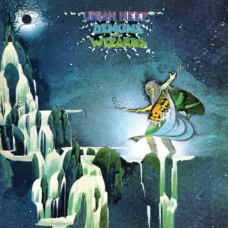 Uriah Heep - Demons And Wizards (Deluxe Edition) (2017 Remastered) 320 kbps