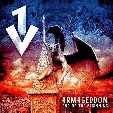 V1 - Armageddon: End Of The Beginning (2017) 320 kbps