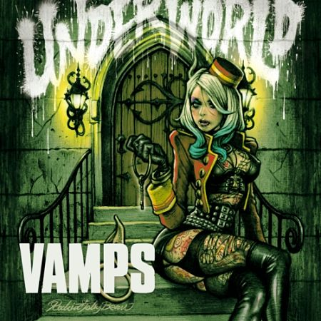 Vamps - Underworld (2017) 320 kbps
