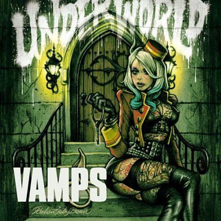 Vamps - Underworld (2017) 320 kbps