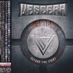 Vescera – Beyond The Fight (Japanese Edition) (2017) 320 kbps + Scans