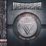 Vescera - Beyond The Fight (Japanese Edition) (2017) 320 kbps + Scans