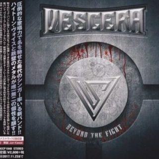 Vescera - Beyond The Fight (Japanese Edition) (2017) 320 kbps + Scans