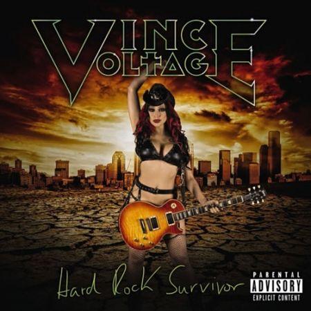 Vince Voltage - Hard Rock Survivor (2017) 320 kbps
