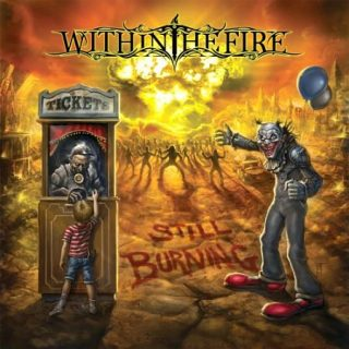 Within The Fire - Still Burning (2016) 320 kbps