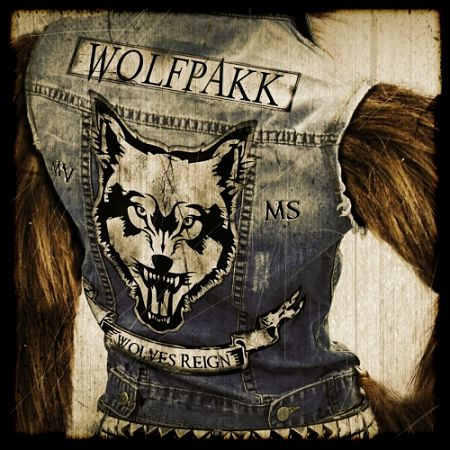 Wolfpakk - Wolves Reign (2017) 320 kbps