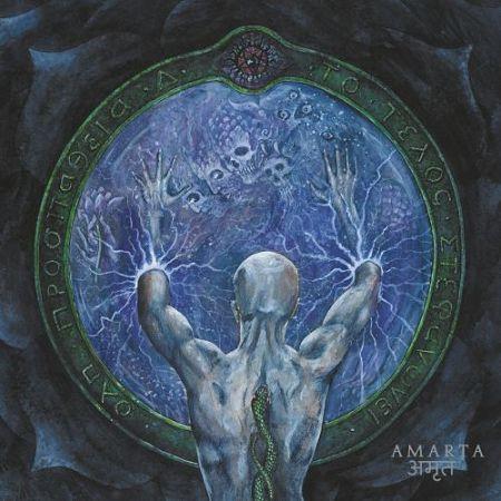 Acherontas - Amarta अमर्त (Formulas of Reptilian Unification Part II) (2017) 320 kbps