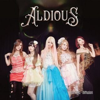 Aldious - Unlimited Diffusion (2017) 320 kbps