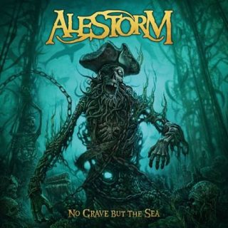 Alestorm - No Grave But The Sea (Deluxe Edition) (2017) 320 kbps