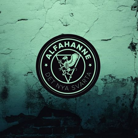 Alfahanne - Det Nya Svarta (2017) 320 kbps
